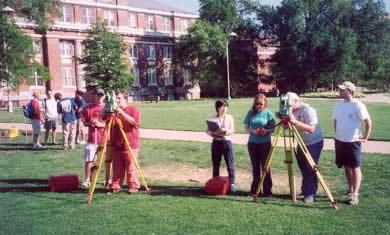 Surveying Program