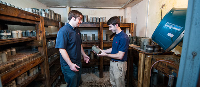 Civil & Environmental Engineering Department | Bagley College of Engineering Rotating Header Image