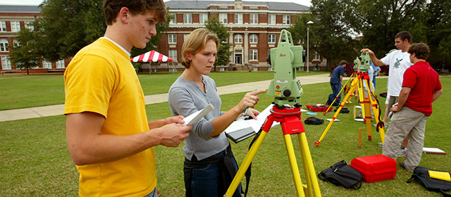 Civil & Environmental Engineering Department | Bagley College of Engineering Rotating Header Image