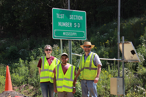 2018) Stabilized Soil Work at NCAT Test Track – Auburn, AL