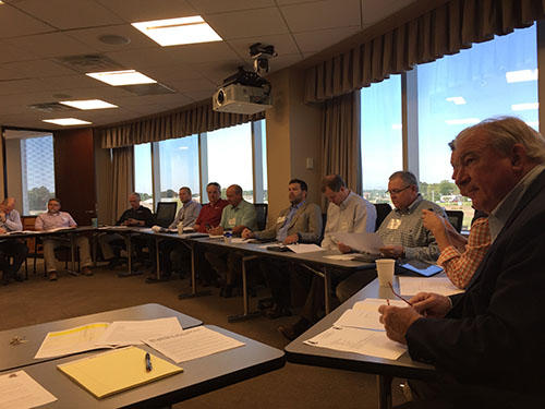 (2018) CMRC Spring Meeting Hosted by Ergon – Flowood, MS