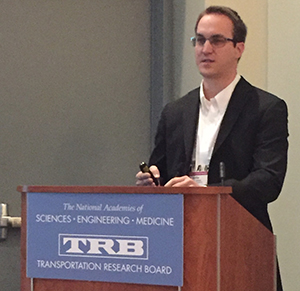 (2019) Transportation Research Board (TRB) Annual Meeting – Washington, D.C.