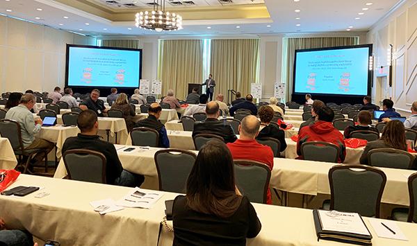 (2019) Southeastern Asphalt User/Producer Group (SEAUPG) Annual Meeting – Baton Rouge, LA