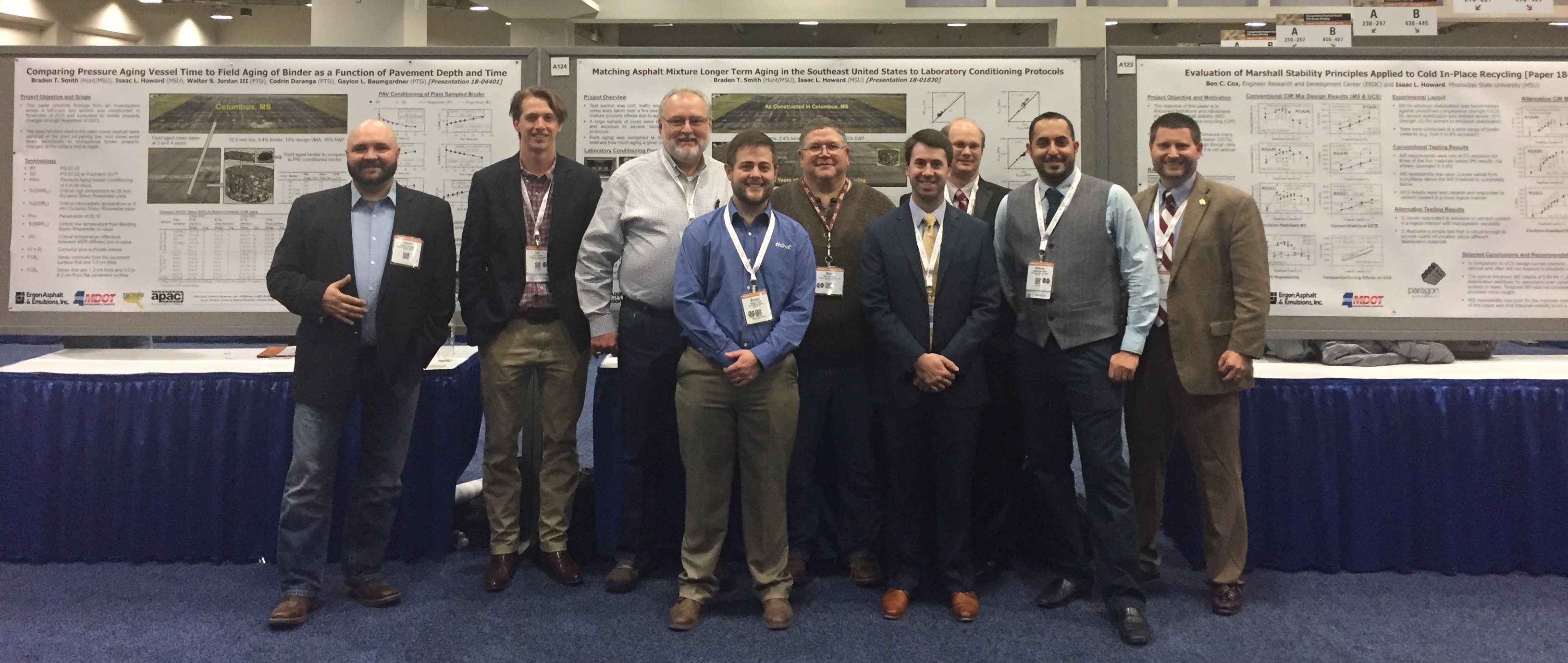 (2018) Transportation Research Board (TRB) Annual Meeting – Washington, D.C.