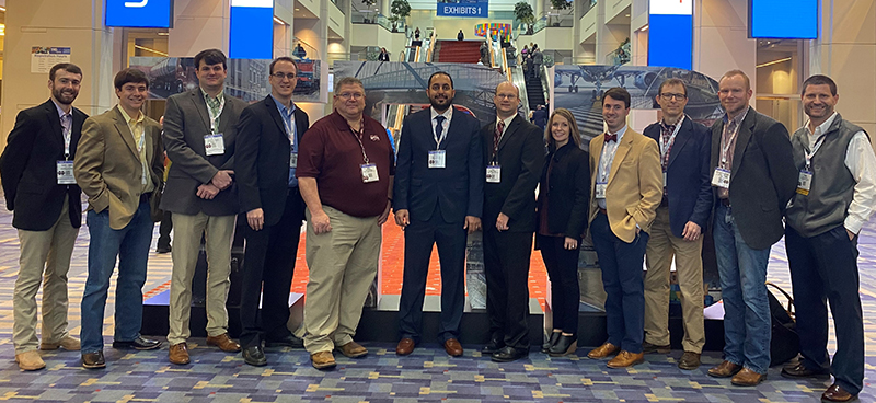 (2020) Transportation Research Board (TRB) Annual Meeting – Washington, D.C.