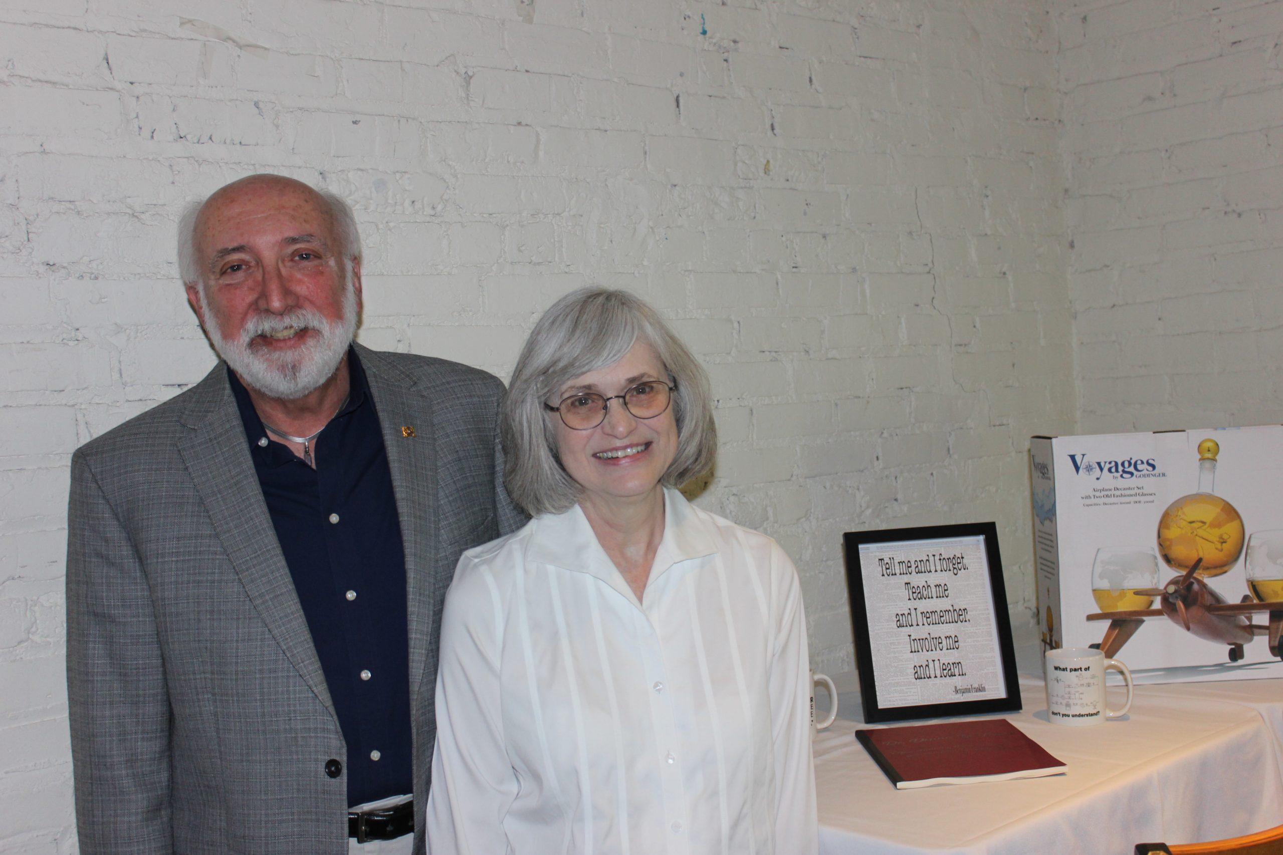 Dennis and Jeanie Truax