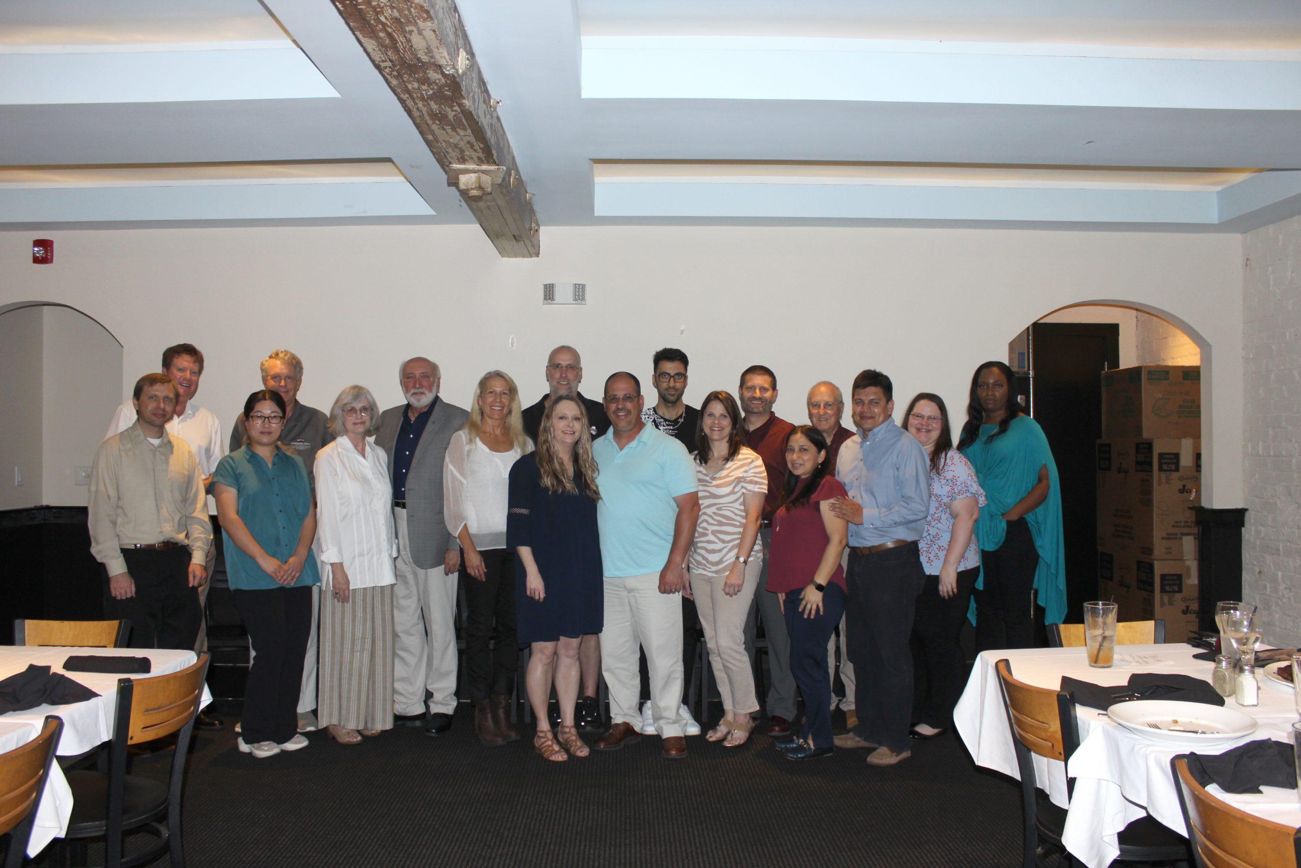 Truax Retirement Group Photo